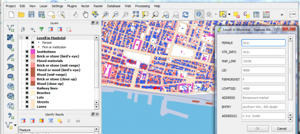 QGIS Lovell in Montreal CROP